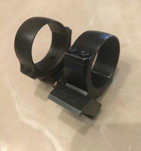 Кольца на 30 мм оригинал CZ Kozar на 16 мм