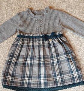 Платье Mayoral Baby. Замеры в описании!