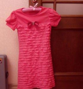 Платье, р.134-140
