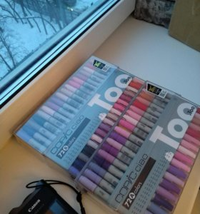 Маркеры Copic Ciao set A 72