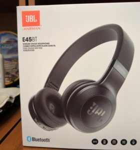 Bluetooth Наушники JBL E45BT