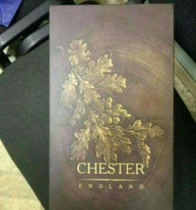 Туфли Chester новые кожа