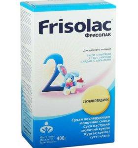 Детская смесь Фрисолак 2 (Frisolac 2)