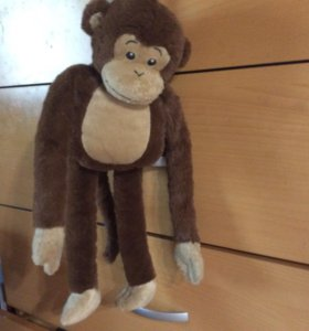 Игрушка обезьянка с музыкой