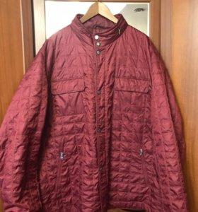 Стеганная мужская куртка- 60-62 раз ( весна- лето)