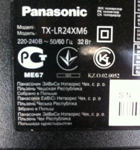 Panasonic TX-LR24XM6