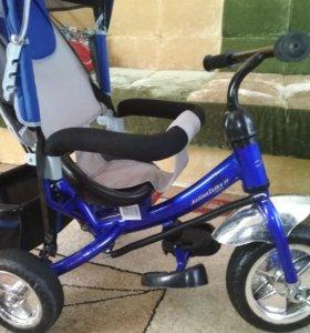Велосипед трёхколёсный Capella