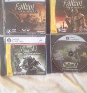 Диски Fallout