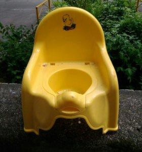 Детский стульчик- туалетик
