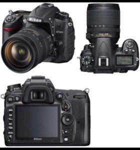Продаётся Фотоаппарат Nikon D7000
