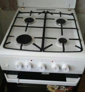 Газовая печь Hansa