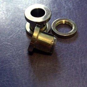 Тоннели в уши 8 мм