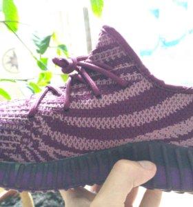 Потрясные кроссовки Reebok