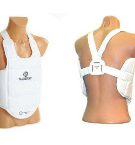 Защита груди,защита голени и футы