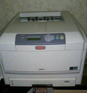 Принтер лазерный цветной Oki C810