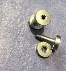 Тоннели в уши размер 2,5 мм
