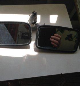 Зеркала заднего вида 2 штуки