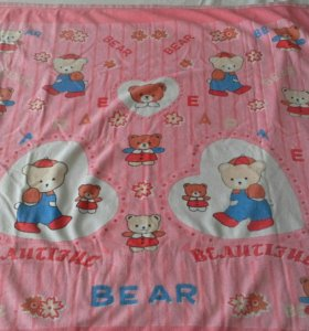 Полотенце для новорожденной