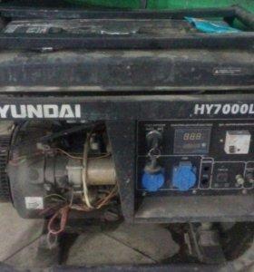 Электрогенератор бензиновый 220в