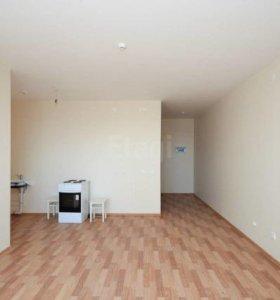 Квартира, свободная планировка, 36 м²