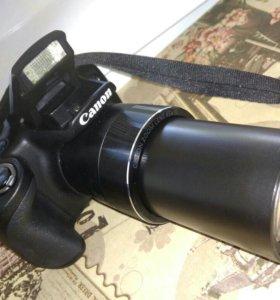 Новый компактный фотоаппарат Canon PowerShot