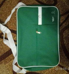 Фирменная сумка для нетбука