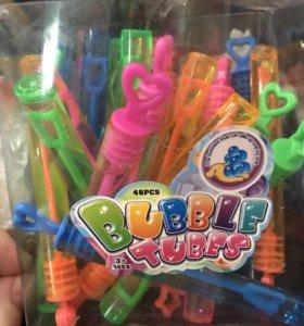 НеМыльные пузыри гелевые