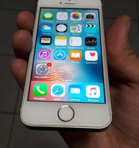 Iphone 5S 16GB золотой. Состояние отличное