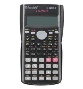 Новый многофункциональный калькулятор