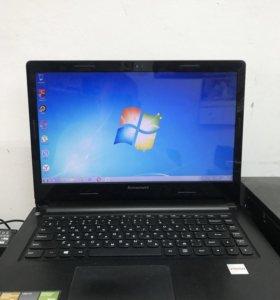 Ноутбук Lenovo Ideapad S405