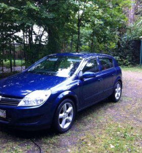 Opel Astra H 1,8