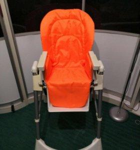 Новый чехол в стул для кормления