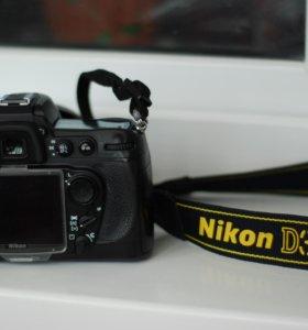 Nikon D300 Body c пробегом 51 тыс