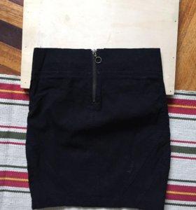 Юбка мини карандаш Zara