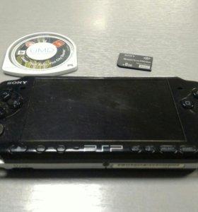 Игровая приставка Sony PSP3008
