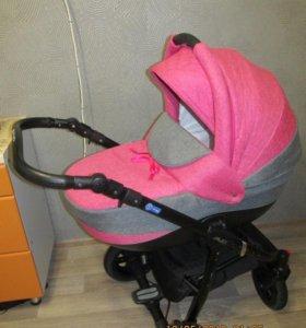 Польская детская коляска Adamex Avila 2 в 1