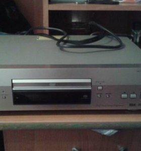 Pioneer dvd model dv-668av