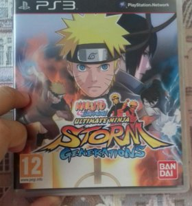 Naruto на PS3