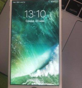 iPhone 6 64GB Gold в отличном состоянии
