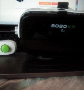 Очки виртуальной реальности BOBOVR Z4 с джостиком