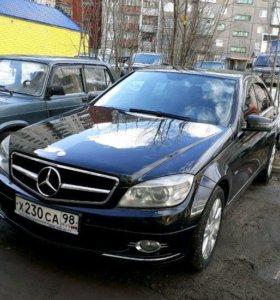 Mercedes-Benz C-Класс, 2008