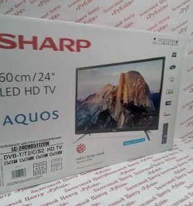 Новый LED Телевизор Sharp LC-24CHG5112EW