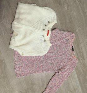 Пара легких свитеров