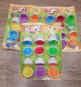 Детские игровые яйца