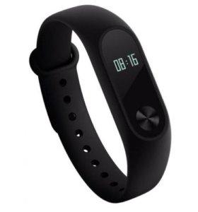Фитнес браслет-часы Xiaomi Mi Band 2