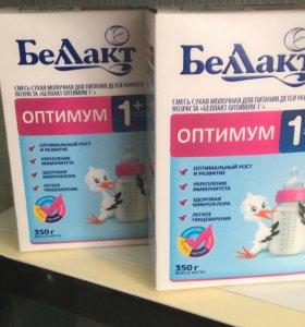Молочная смесь Беллак от 0.младенцу .питание