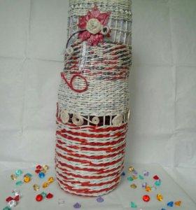 Заказы плетёных изделий