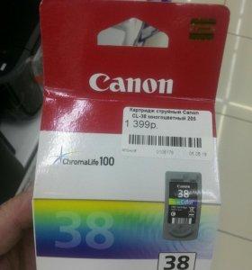 Картриджи HP, CANON