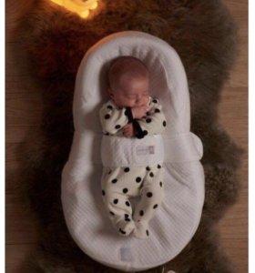 эргономичный кокон для новорожденных