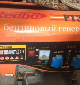 Бензиновый-генератор